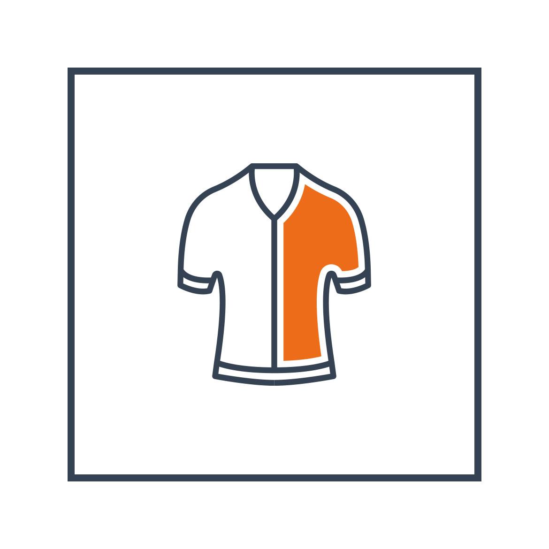 Icon-Freizeitbekleidung