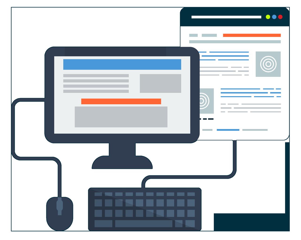 Webdesign Anfrage